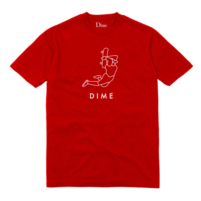dunk-tee-red